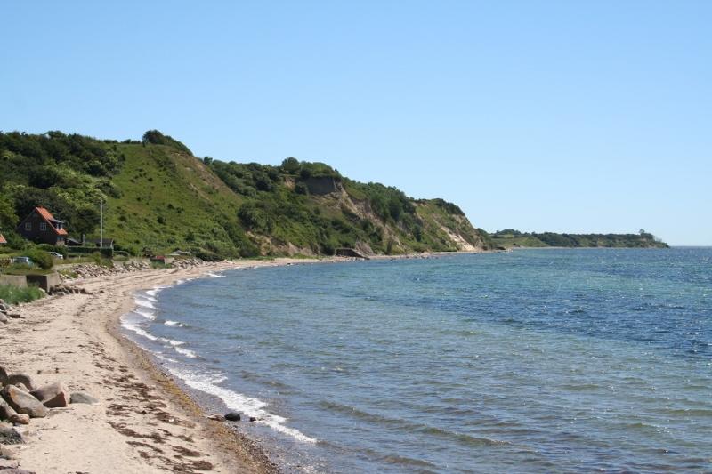 Wandelen op het eiland Ven
