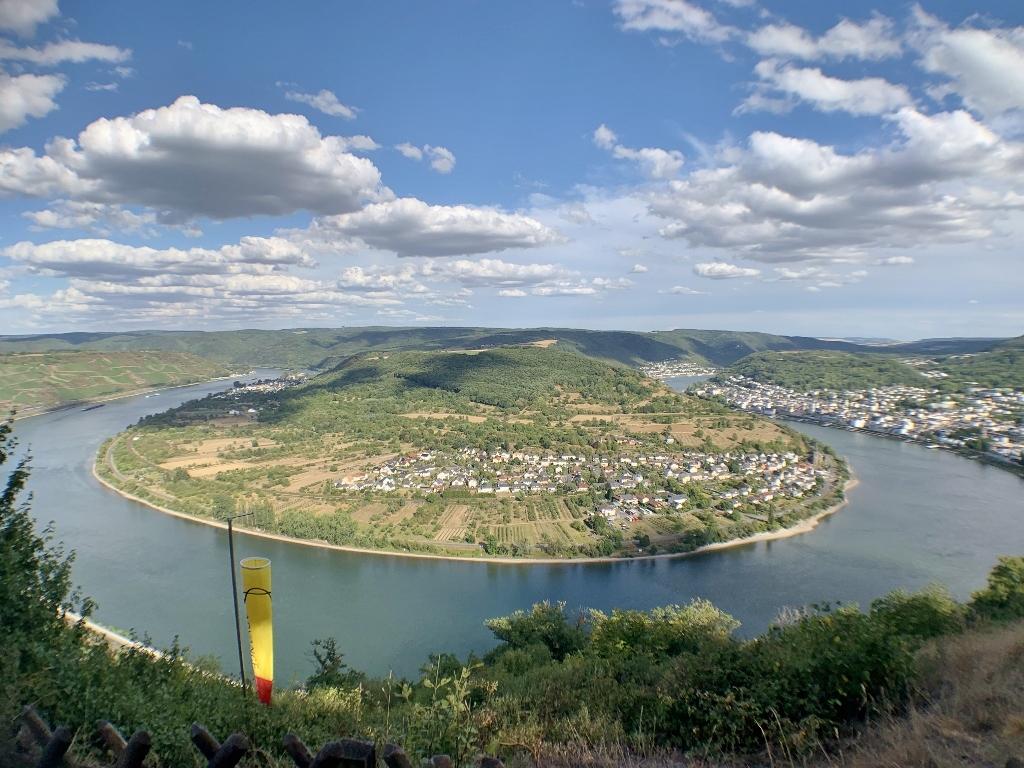 De Moezel over en langs de Rijn de Hunsrück op