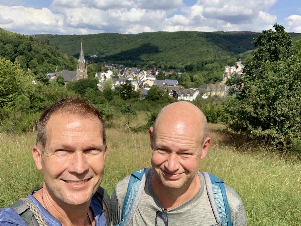 Vanuit de Eifel naar Bonn in drie dagen